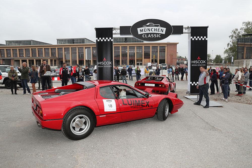 FerrariStart