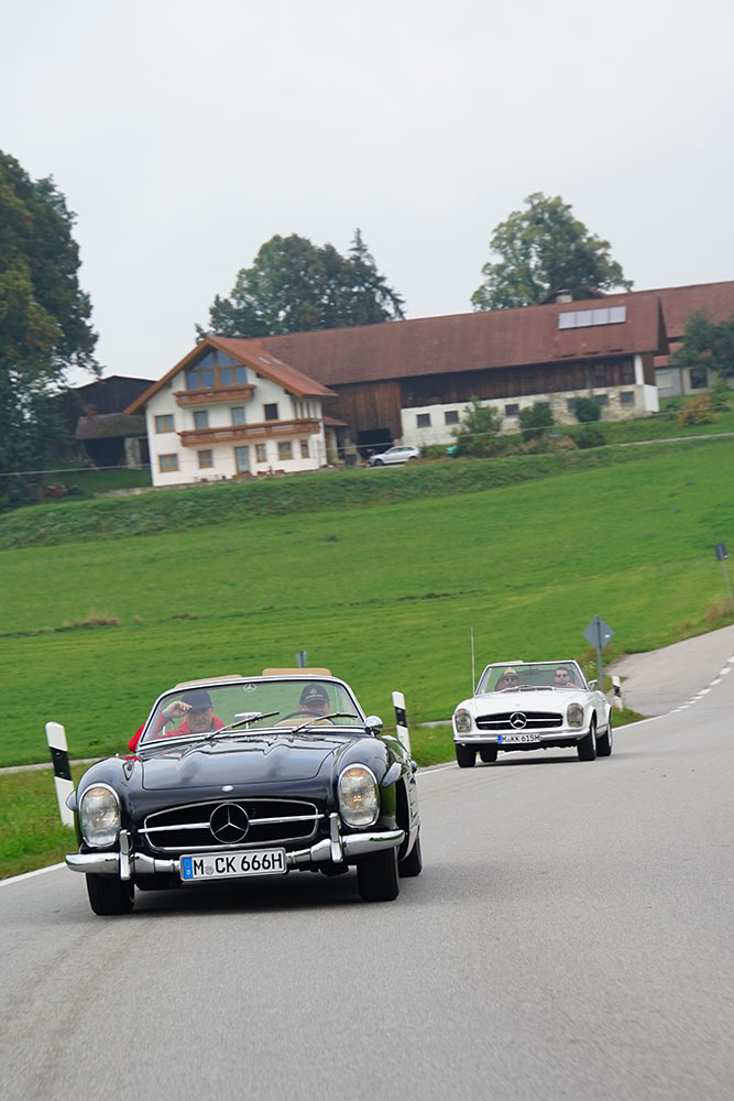 MercedesStrecke